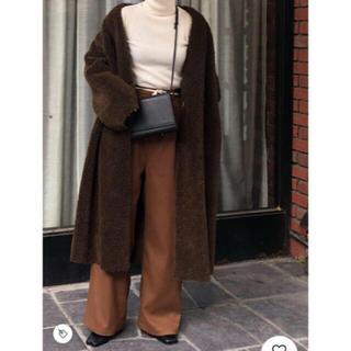 TODAYFUL - TODAYFUL 完売 Boa Long Coat コート 38 アウター 新品