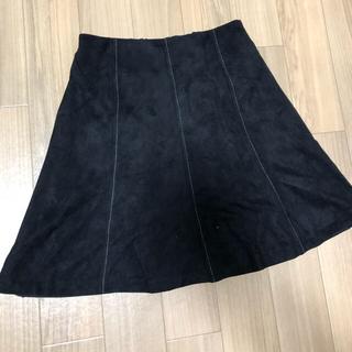 ムルーア(MURUA)のMURUA フレアスカート 雑誌掲載 モデル着用 秋冬 ZARA EMODA(ひざ丈スカート)