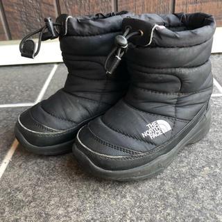ザノースフェイス(THE NORTH FACE)のノースフェイス  ヌプシ キッズ 15cm(ブーツ)
