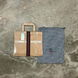 コムデギャルソン(COMME des GARCONS)の新品 COMME des GARCONSトートバッグ限定(トートバッグ)