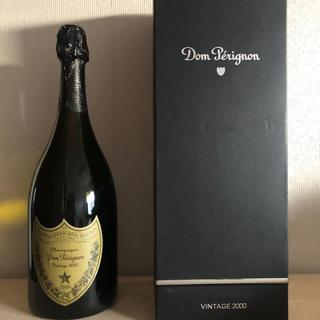 ドンペリニヨン(Dom Pérignon)のドンペリニヨン ヴィンテージ2000(シャンパン/スパークリングワイン)