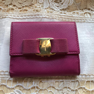 Salvatore Ferragamo - サルヴァトーレ フェラガモ  折財布