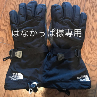 ザノースフェイス(THE NORTH FACE)のはなかっぱ様専用‼️ノースフェイス手袋(手袋)