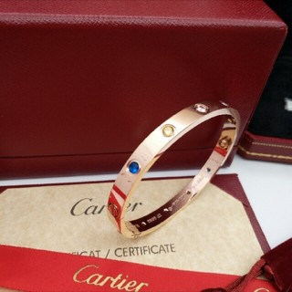 Cartier - カルティエ ラブブレス ピンクゴールド新品