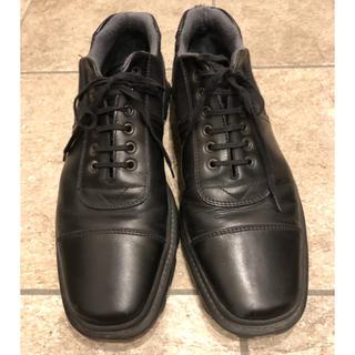 ミュウミュウ(miumiu)のMIU MIU ビジネス靴 28.5 黒 スニーカー(スニーカー)