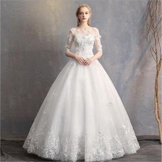 花嫁 ウエディングドレス 二次会 結婚式