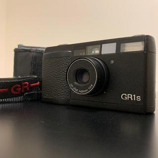 RICOH - Ricoh GR1s Date ブラック リコー GR-1s デート 黒