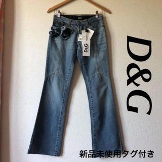 ドルチェアンドガッバーナ(DOLCE&GABBANA)の新品☆【D&G】デニム ジーンズ(デニム/ジーンズ)