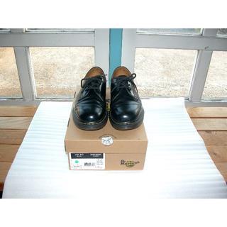 Dr.Martens - Dr.Martens1461 PW 3ホール BLACK  UK8