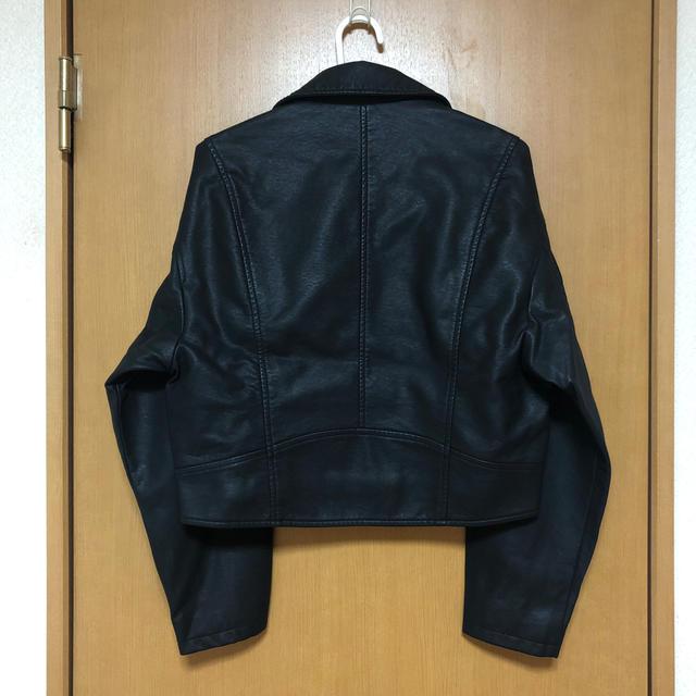 mysty woman(ミスティウーマン)のmysty woman  ライダース レディースのジャケット/アウター(ライダースジャケット)の商品写真