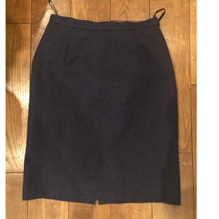 JUSGLITTY - JUSGLITTY/膝丈スカート