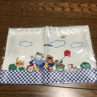 familiar - ファミリア ランチ巾着 お弁当袋