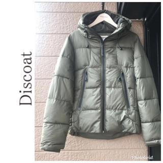 ディスコート(Discoat)の新品☆Discoat ディスコート☆フード付き中綿ジャケット(ブルゾン)