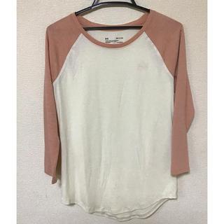 アンダーアーマー(UNDER ARMOUR)のアンダーアーマー Tシャツ 七分袖 SMサイズ(Tシャツ/カットソー(七分/長袖))