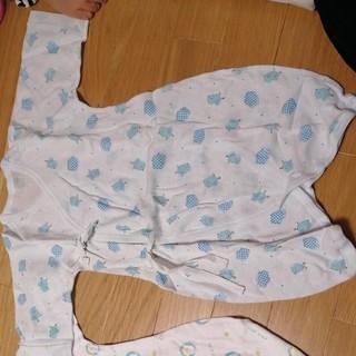コンビ(combi)の新生児 肌着2枚セット(肌着/下着)