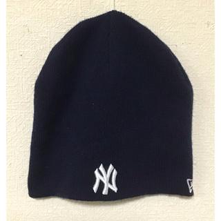 ニューエラー(NEW ERA)のNEW ERA ニューエラ ニット帽 帽子 フリーサイズ(ニット帽/ビーニー)
