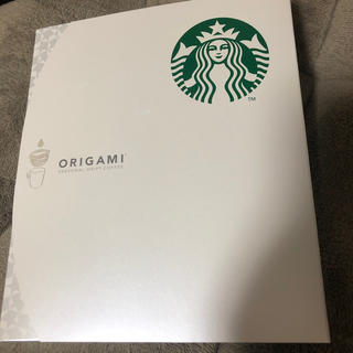 スターバックスコーヒー(Starbucks Coffee)のスターバックス オリガミ パーソナルドリップコーヒー(コーヒー)