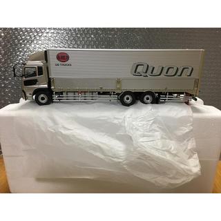 日産 - 新品未使用 UDトラックス 新型クオン 1/43ミニカー京商シャンパンゴールド
