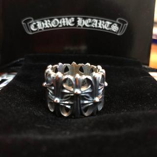 クロムハーツ(Chrome Hearts)のクロムハーツ リング 20号(リング(指輪))