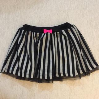 バービー(Barbie)の【Barbie】チュールスカート  110(スカート)