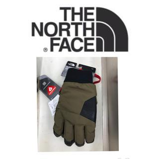 ザノースフェイス(THE NORTH FACE)のノースフェイス 手袋 グローブ THENORTHFACE スキー スノーボード (手袋)