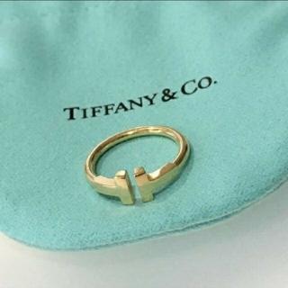 Tiffany & Co. - ティファニー  リング   14号