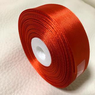 リボンテープ オレンジ 大(各種パーツ)