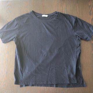 レプシィム(LEPSIM)のLEPSIM サイドスリット ビッグTシャツ(Tシャツ(半袖/袖なし))