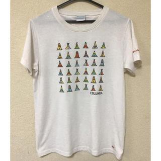 Columbia - コロンビア Columbia レディース Tシャツ Lサイズ