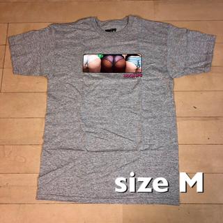 hook-upsスケートボードTシャツ M size(スケートボード)