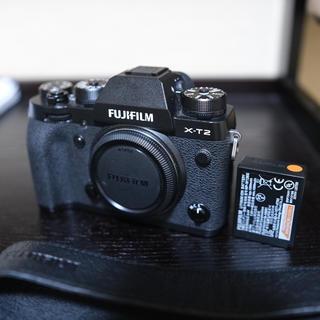 富士フイルム - 値下げ】Fujifilm  X-T2 富士フイルム ミラーレス 一眼レフ