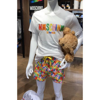 モスキーノ(MOSCHINO)のMOSCHINO SWIM モスキーノ  グミ ベア Tシャツ 激レア(Tシャツ(半袖/袖なし))