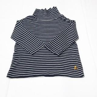 babyGAP - babyGAP  タートルネックTシャツ 80センチ