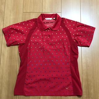 ミズノ(MIZUNO)のミズノ ゴルフ レディース  ポロシャツ(ウエア)