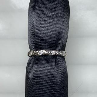 ニナリッチ(NINA RICCI)のニナリッチ ダイヤモンド リング(リング(指輪))