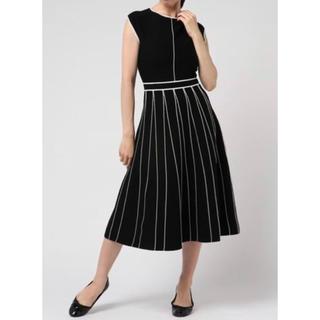 DOUBLE STANDARD CLOTHING - ダブルスタンダード  ニットワンピース 美品