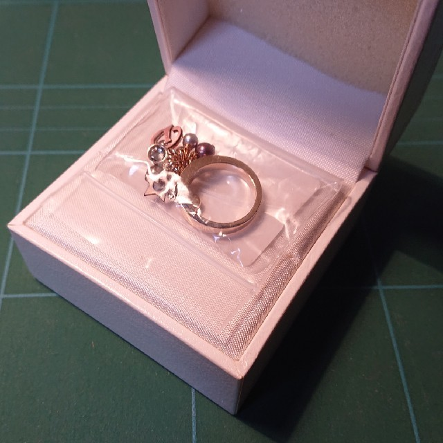 Christian Dior(クリスチャンディオール)の【半額クリスマス特価‼️】クリスチャンディオール リング    レディースのアクセサリー(リング(指輪))の商品写真