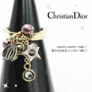クリスチャンディオール(Christian Dior)の【半額クリスマス特価‼️】クリスチャンディオール リング   (リング(指輪))