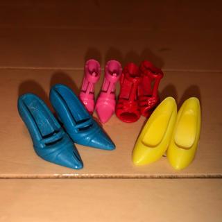 バービー(Barbie)のバービー人形の靴(人形)