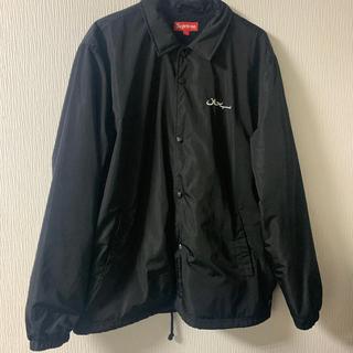 Supreme - supreme arabic logo coach jacket