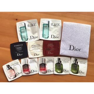 Dior - 【Dior】美容液 サンプル セット
