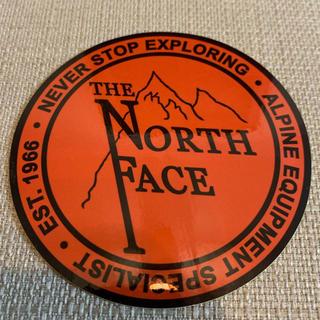 THE NORTH FACE - ステッカー ノースフェイス 未使用