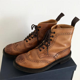Trickers - Tricker's トリッカーズ レースアップブーツ 6 1/2
