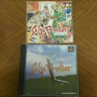 PlayStation - サガ フロンティア 2 おまけ有り!