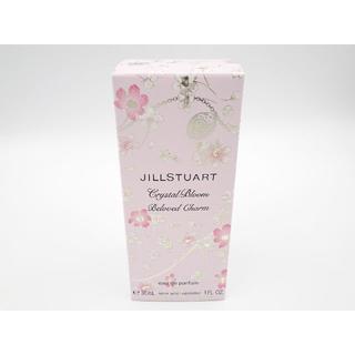 ジルスチュアート(JILLSTUART)のジルスチュアート クリスタルブルーム ビーラブドチャーム オードパルファン 新品(香水(女性用))