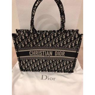 超人気✴︎極美品Christian Dior ブックトート トロッター