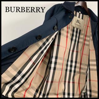 BURBERRY - BURBERRY バーバリー ステンカラーコート キルティングライナー付 極美品