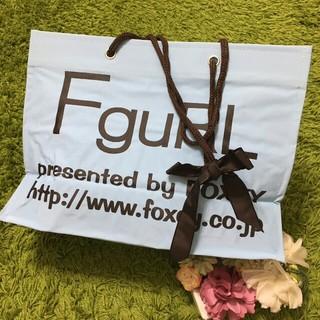 FOXEY - 新品フォクシー ビニールコーティングバッグ