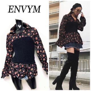 ENVYM - ENVYM Little FlowerレイヤードBS
