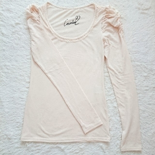 ココディール(COCO DEAL)の未使用 ◆ COCODEAL ココディール カットソー Tシャツ(カットソー(長袖/七分))